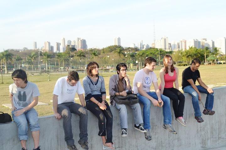 2º semestre - paisagismo