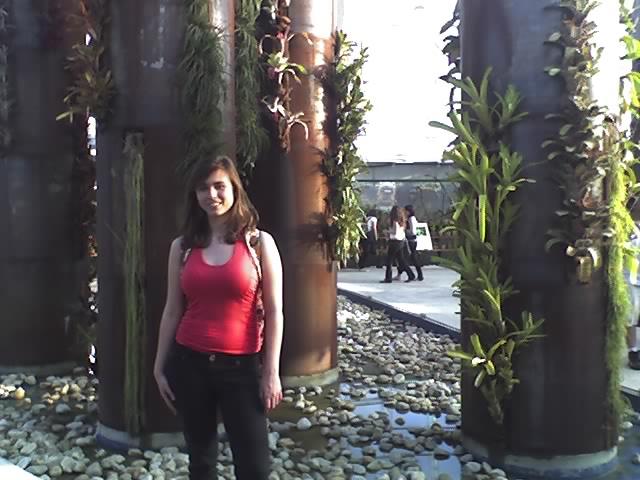 Orquidário parque villa Lobos